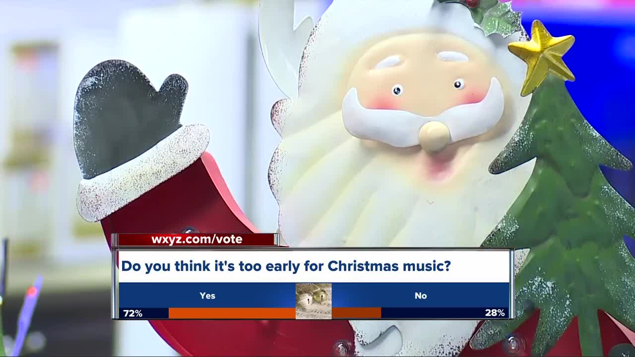 It S An Age Old Debate Is It Too Soon For Christmas