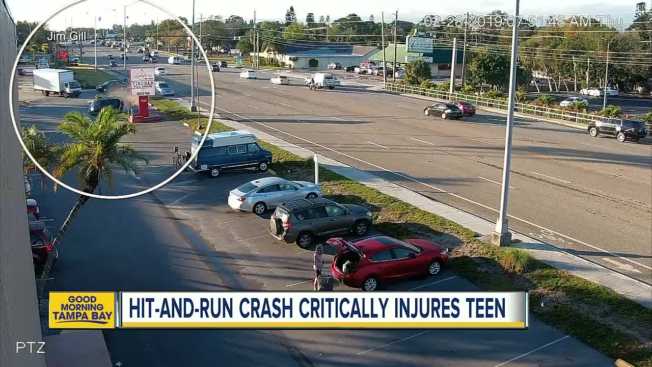 WATCH: Dramatic rollover hit-and-run crash caught on camera in