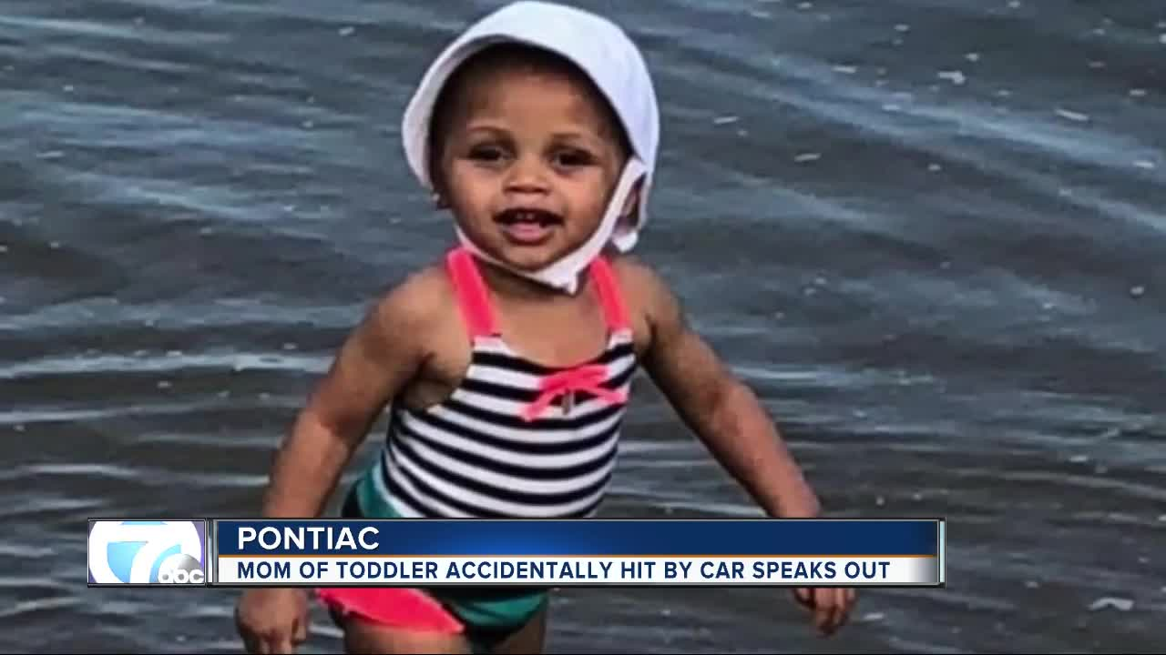 20-month-old toddler run over by neighbor's SUV has passed away