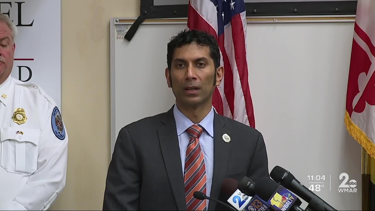 Maryland Governor Closes Schools Over Coronavirus