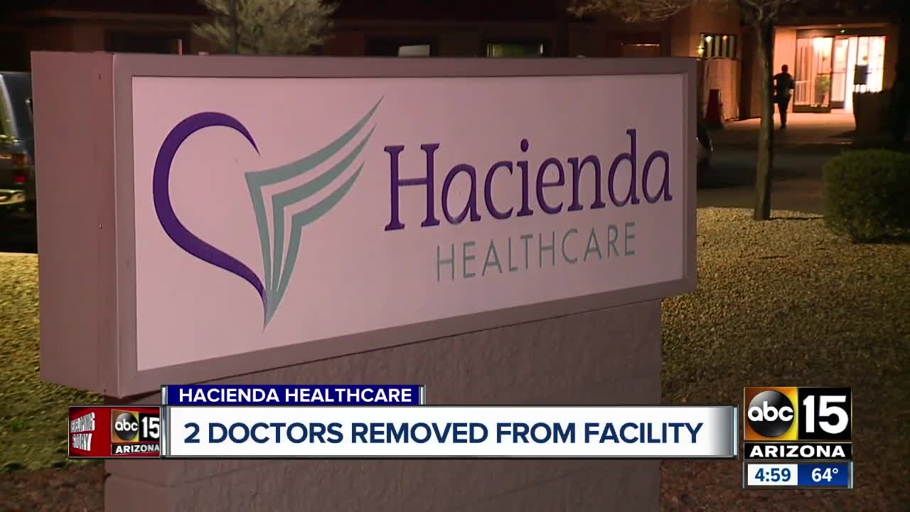 Phoenix police: Arrest made in connection to sexual assault at Hacienda Healthcare