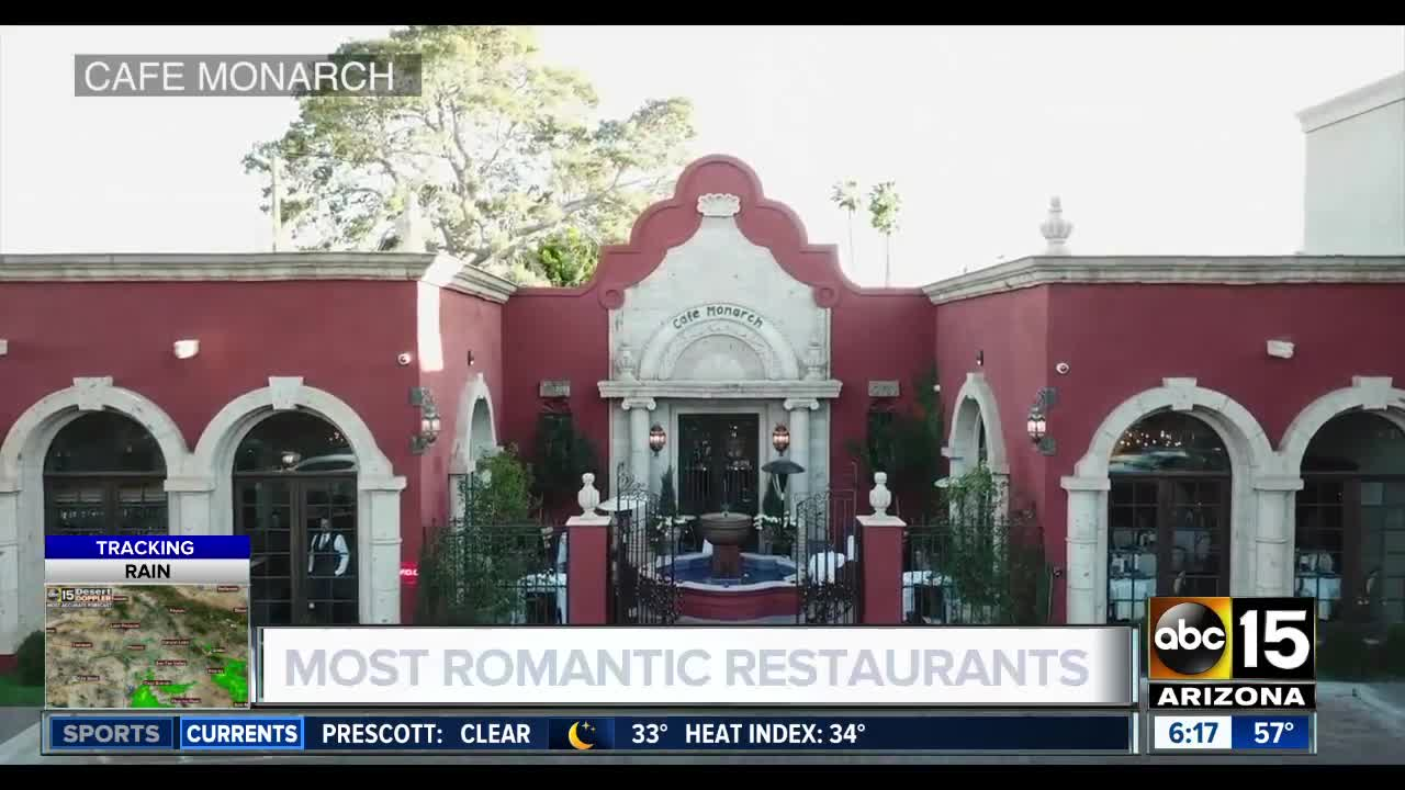 Two Arizona Restaurants Make Yelp S 100 Most Romantic