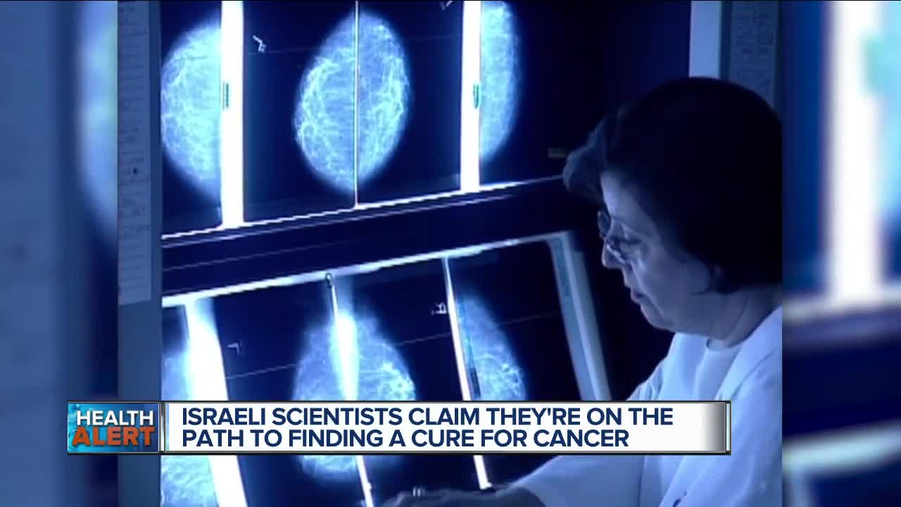 Cure for cancer? Israeli scientists say they may have found one