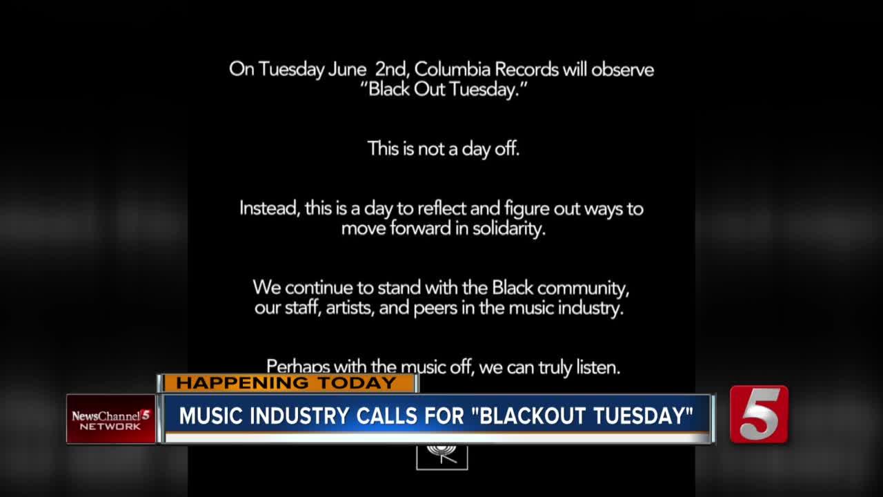 Blackout Tuesday Posts Get Backlash for Drowning Out #BlackLivesMatter Information