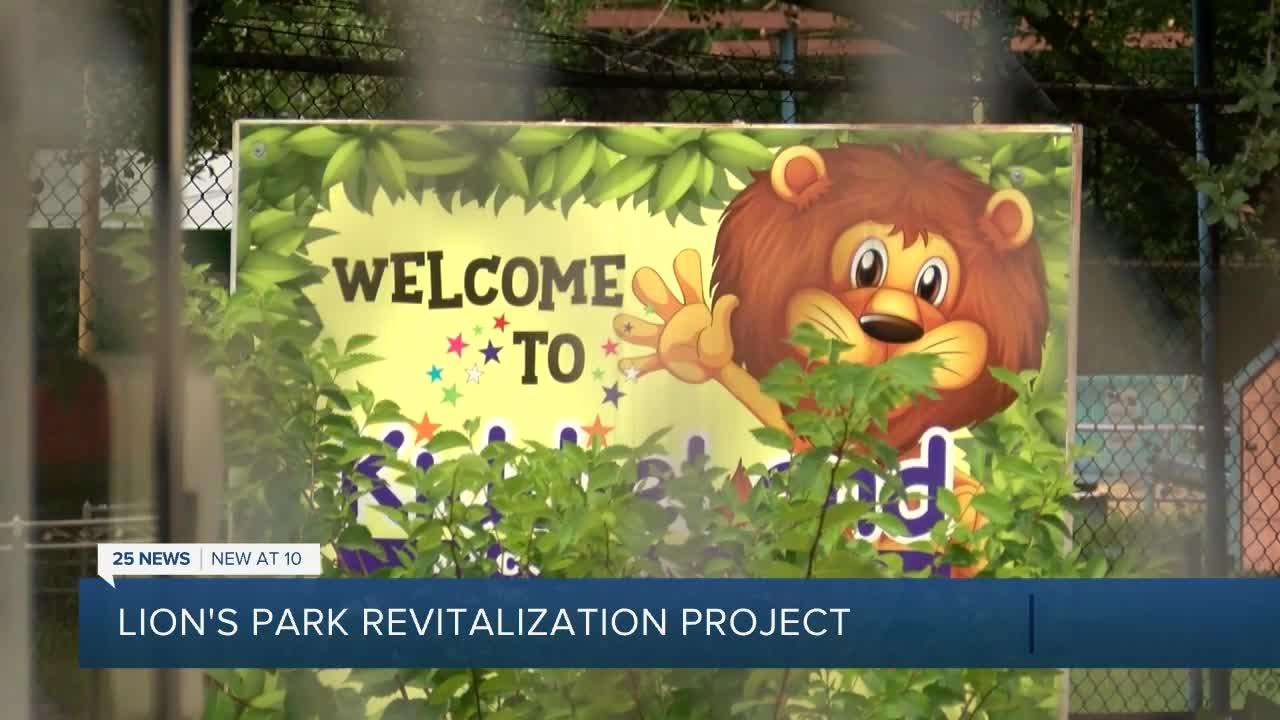 Waco Lions Park to undergo renovations