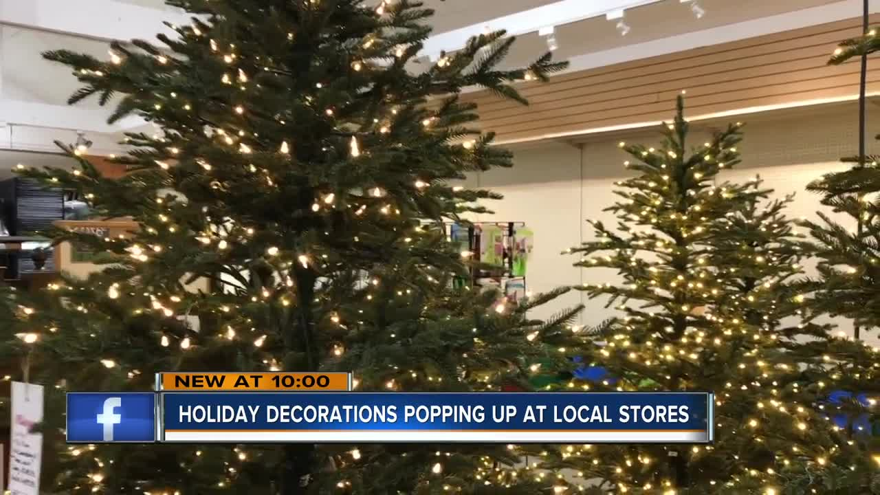 We do Christmas year,round\u0027 Local retailers already selling
