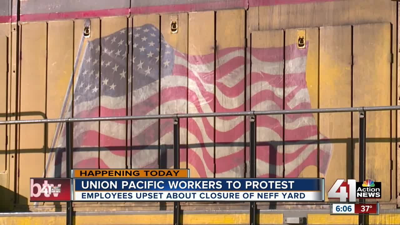 Union Members Hope Demonstration Brings Attention To Union