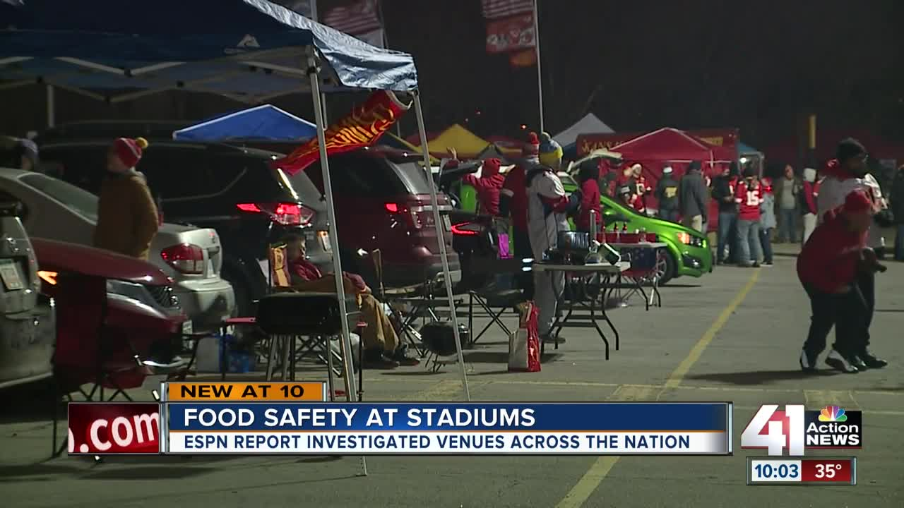 ESPN report reveals list of health violations at Detroit sports arenas & stadiums