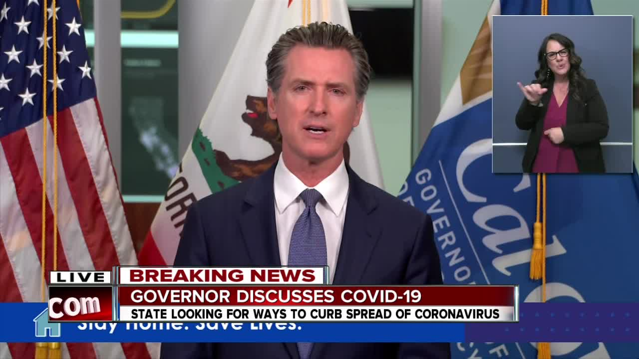 Newsom says reopening California will begin this week
