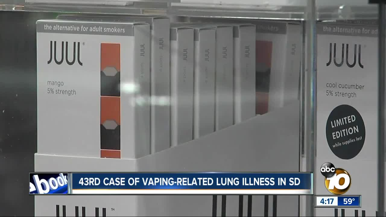 First vaping death announced in Ky