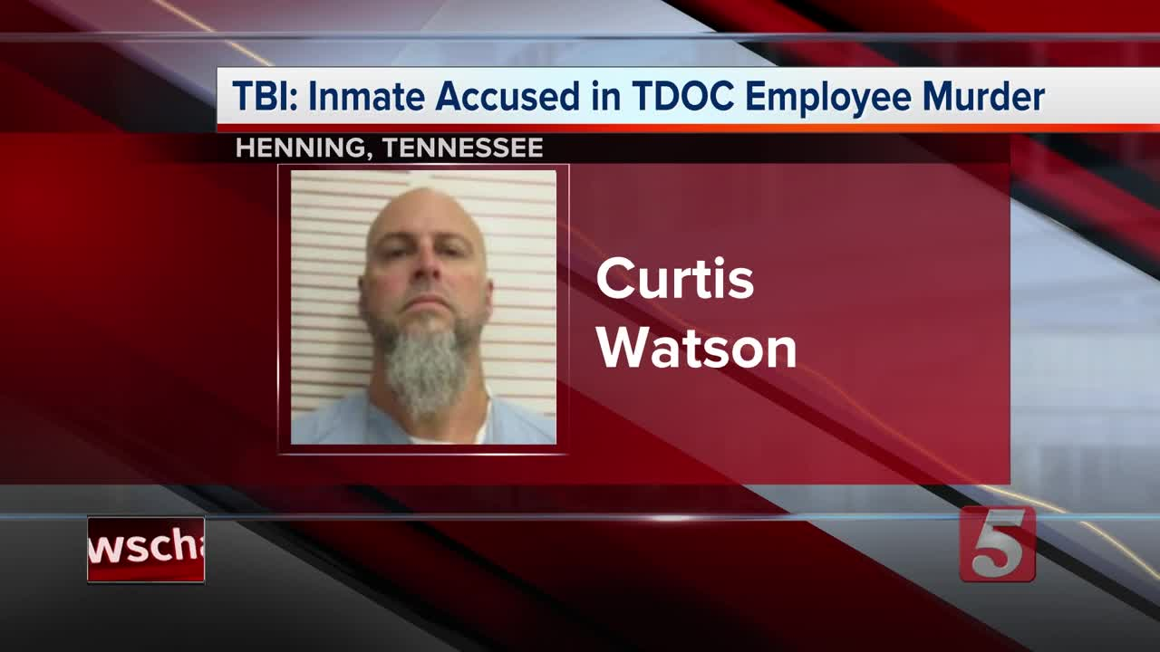 Escaped Tennessee Inmate Accused of Killing Prison Employee Captured