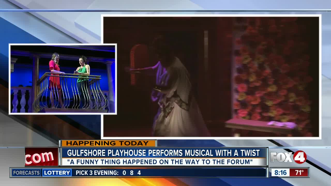Gulfshore Playhouse performs