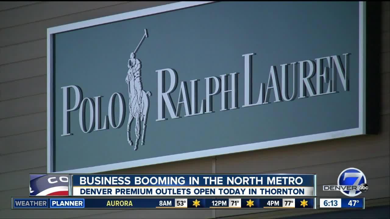 d35091120 Denver Premium Outlets part of development boom in Thornton
