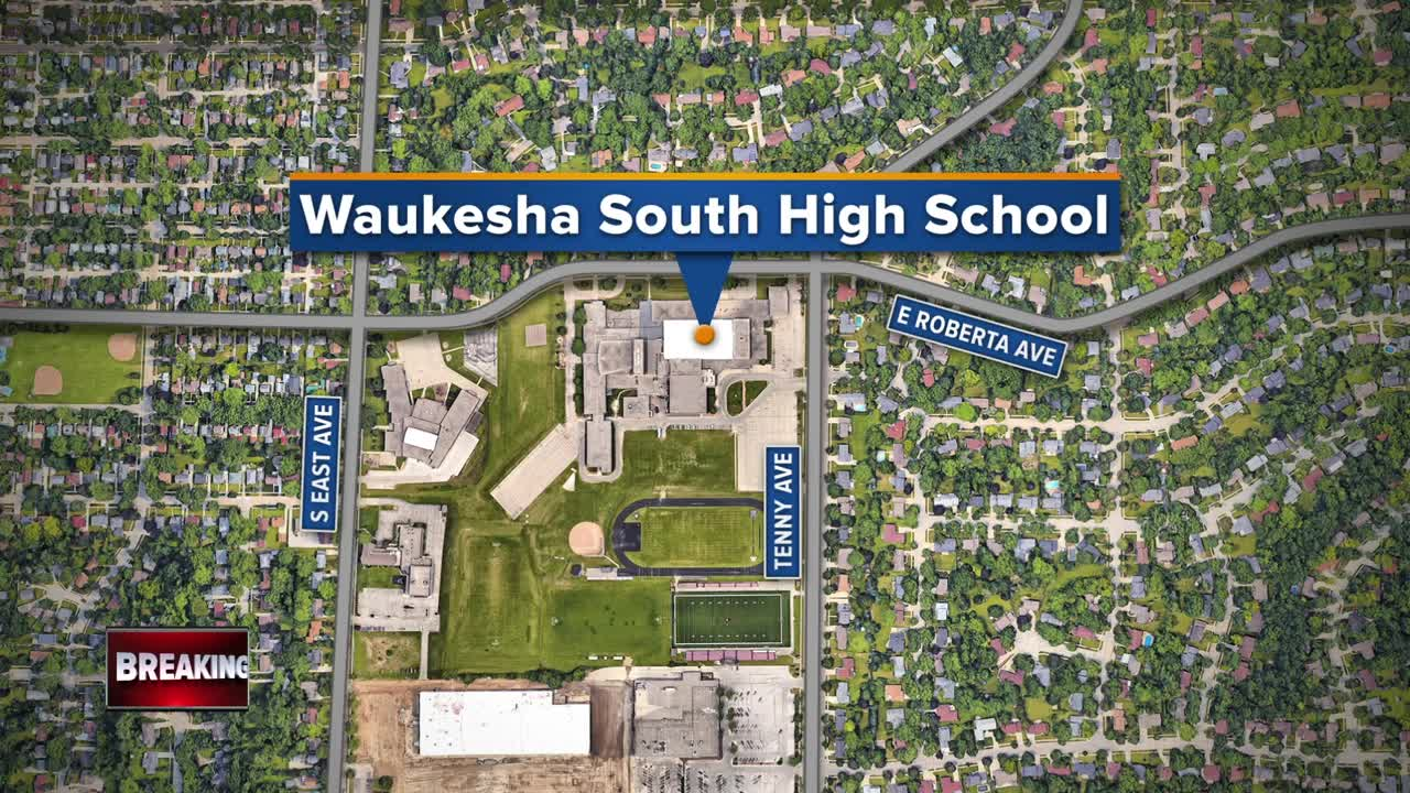 Shots fired inside Wisconsin high school, suspect in custody