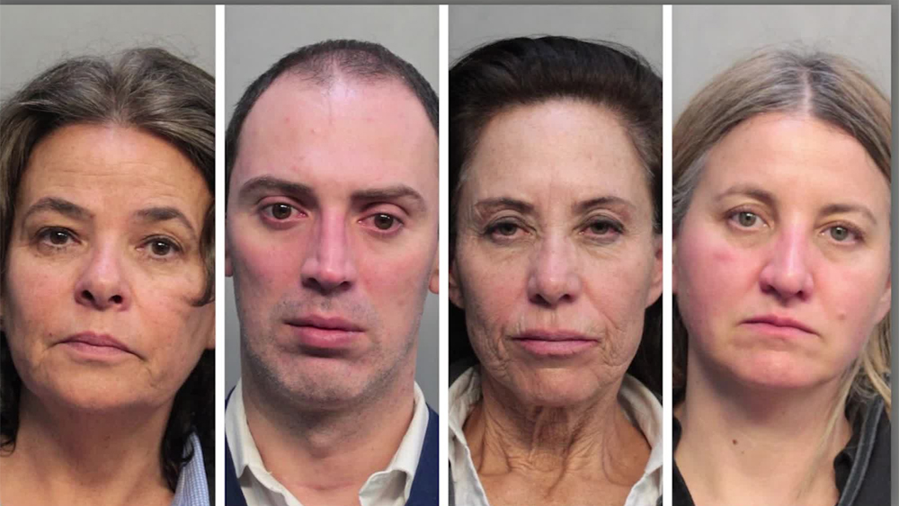 4 flight attendants arrested on money laundering charges at Miami International Airport
