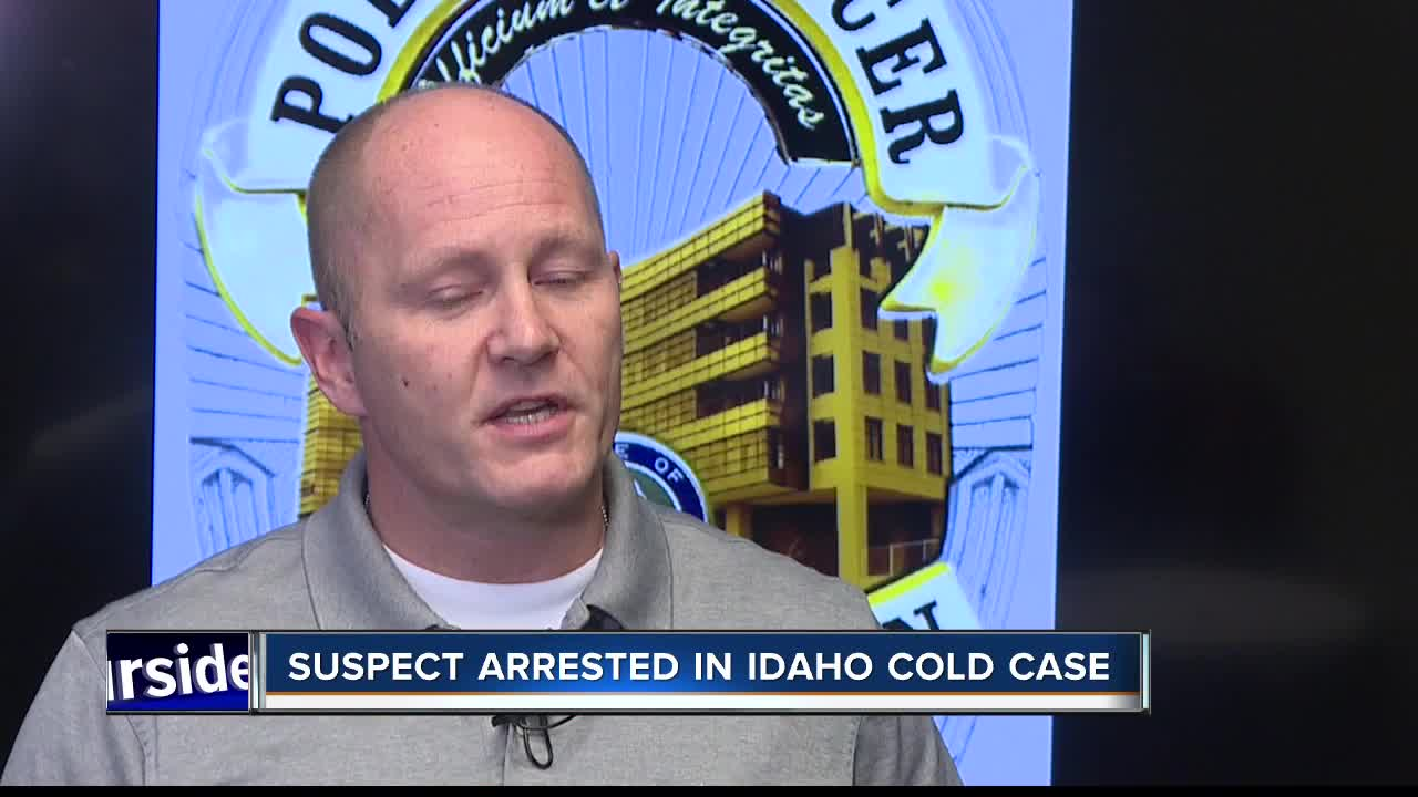 Boise Police: Man arrested for Washington homicide also a