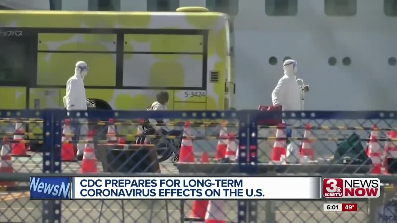 Coronavirus Cases Confirmed in the United States: CDC
