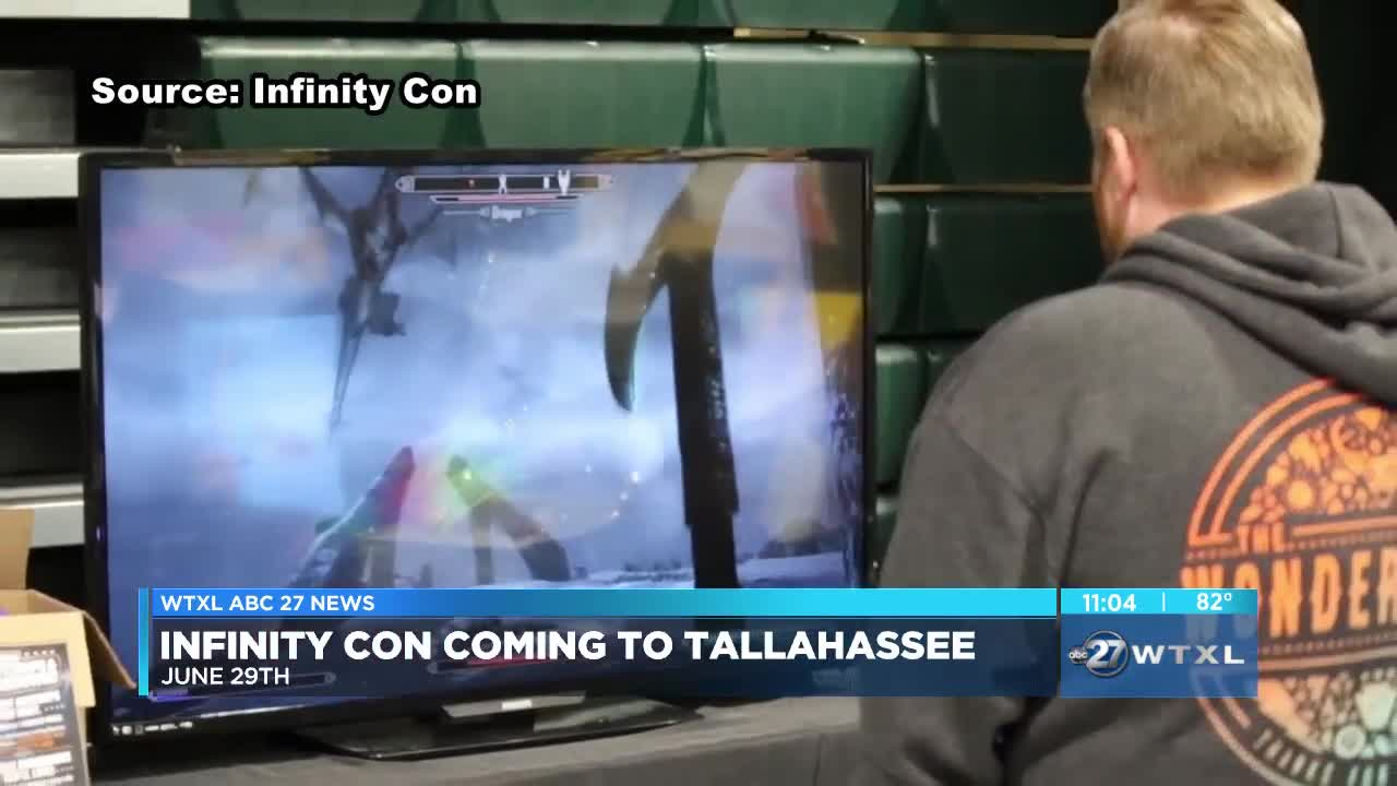 Infinity Con Coming To Tallahassee