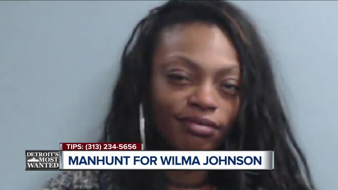 Detroit's Most Wanted: Wilma Johnson wanted for moving heroin