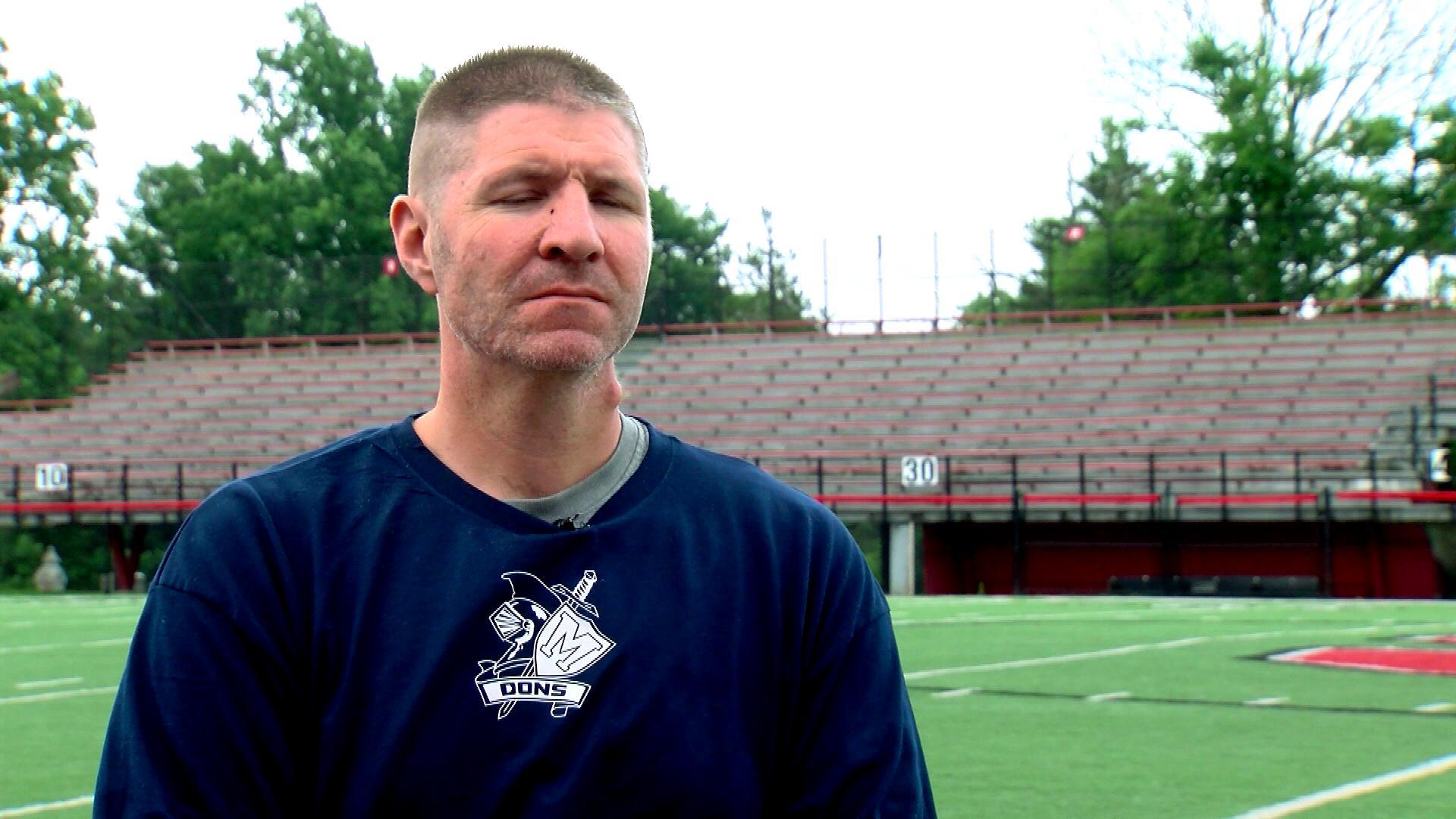 Video: Coach Darrin Hicks