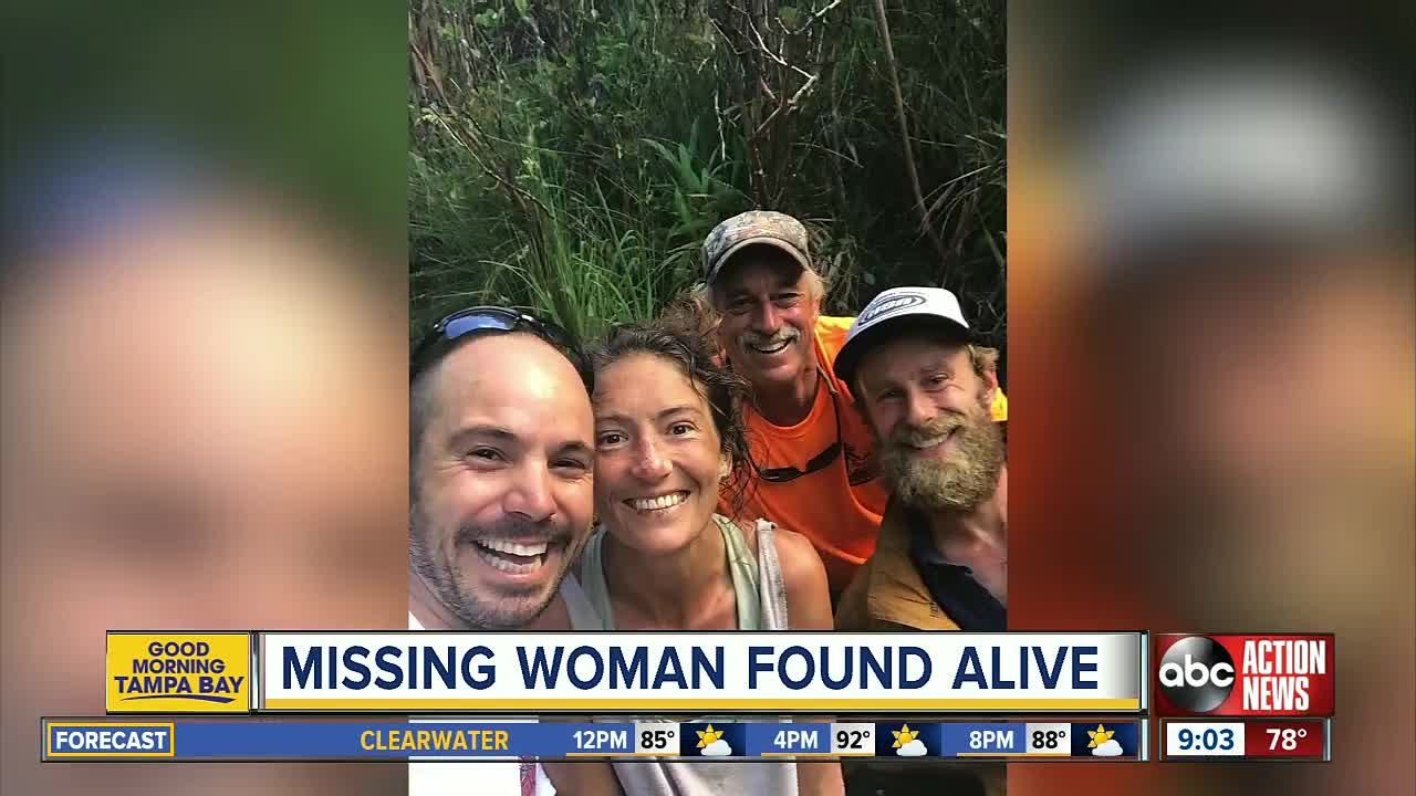 Hiker missing for more than 2 weeks in Hawaii found alive