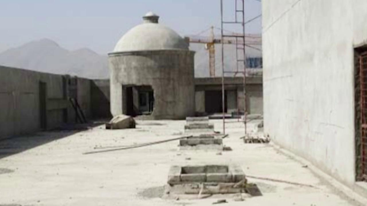 $85 million taxpayer funded 'luxury hotel' in Kabul never completed