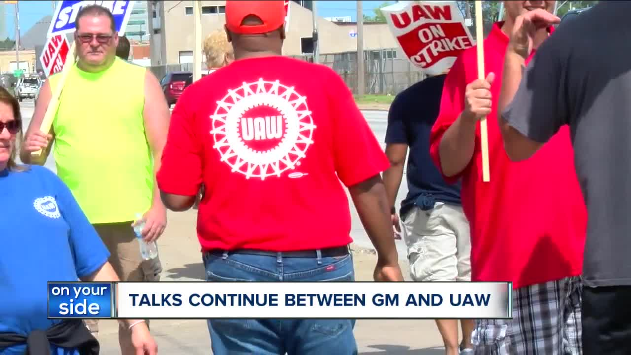 UAW Votes For Nationwide Strike To Begin Before Midnight Sunday