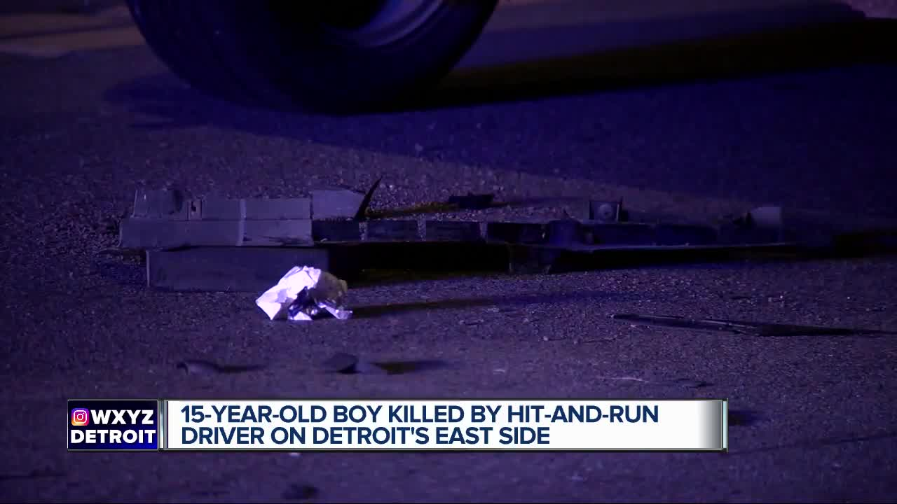 Police release video of vehicle involved in hit-and-run that killed