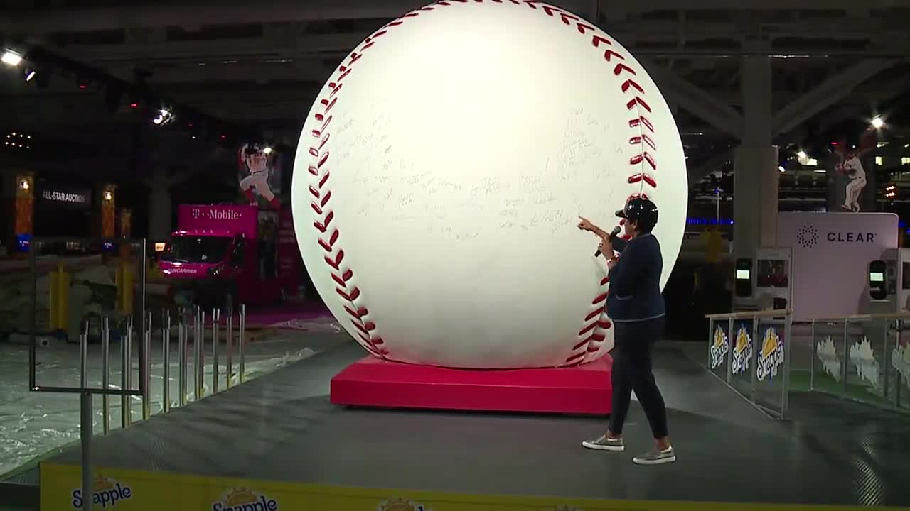Take a tour and see what Play Ball Park will be like during