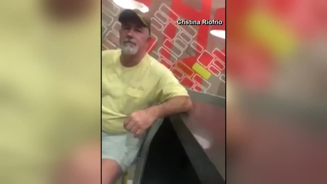 Man fired after racist remarks go viral
