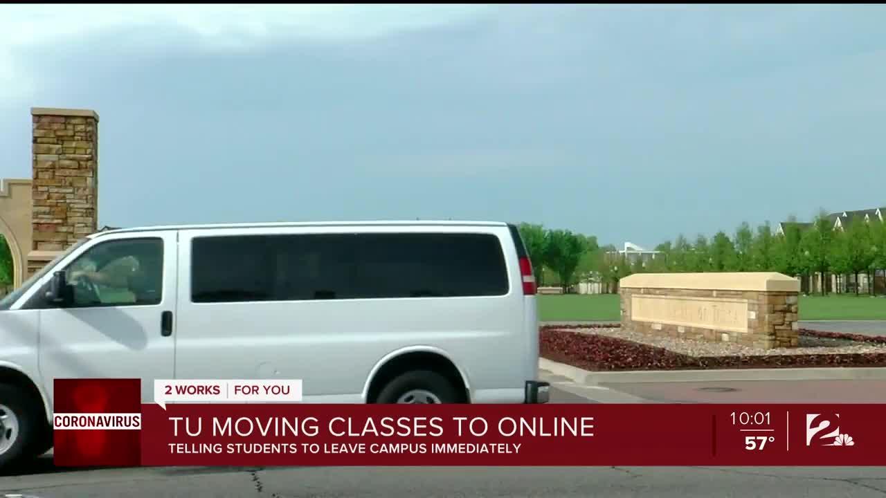 Mizzou And Kansas City University Suspend Classes To Limit Spread Of Coronavirus
