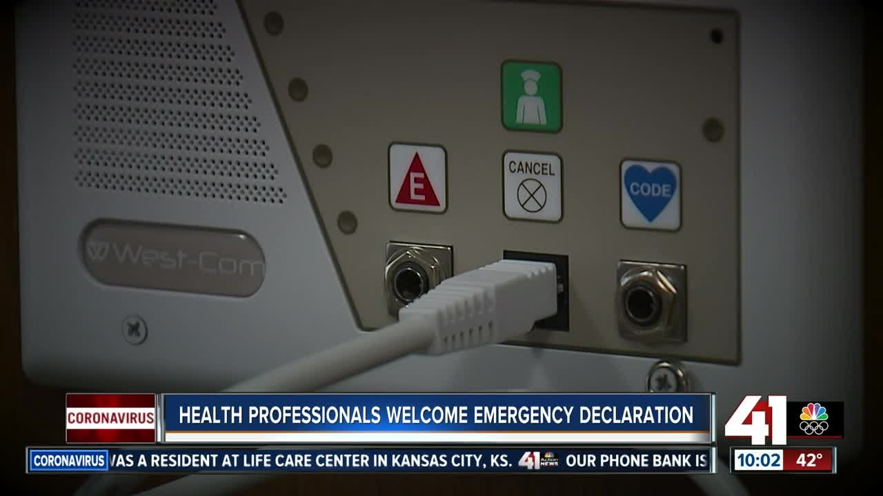 National emergency should help hospitals care for more COVID-19 patients