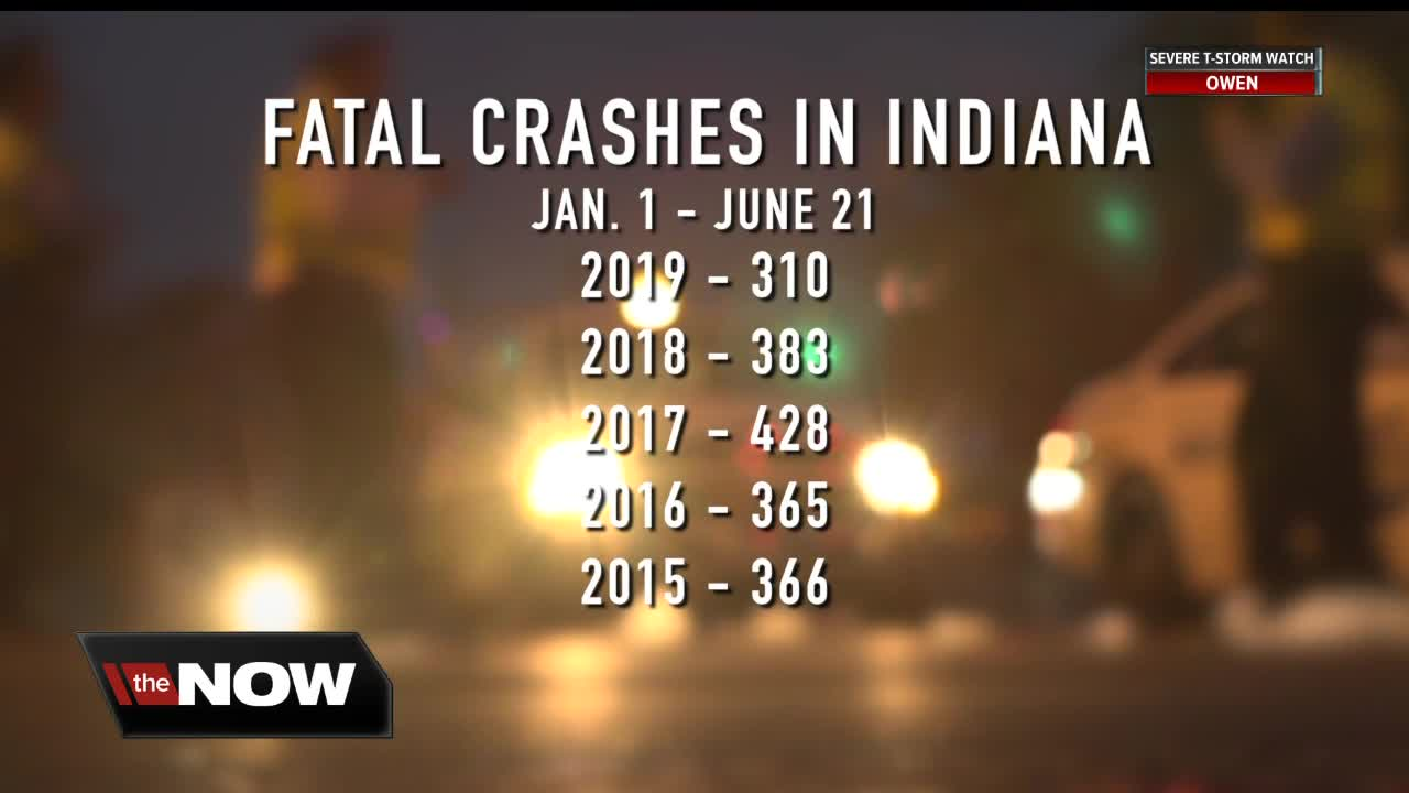 ISP: Fatal crash numbers are lowest in 5 years