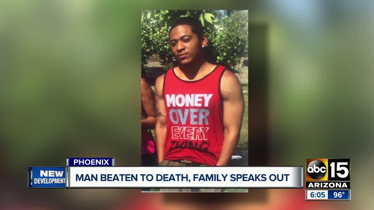 PD: Man who followed teen into Phoenix restroom beaten to