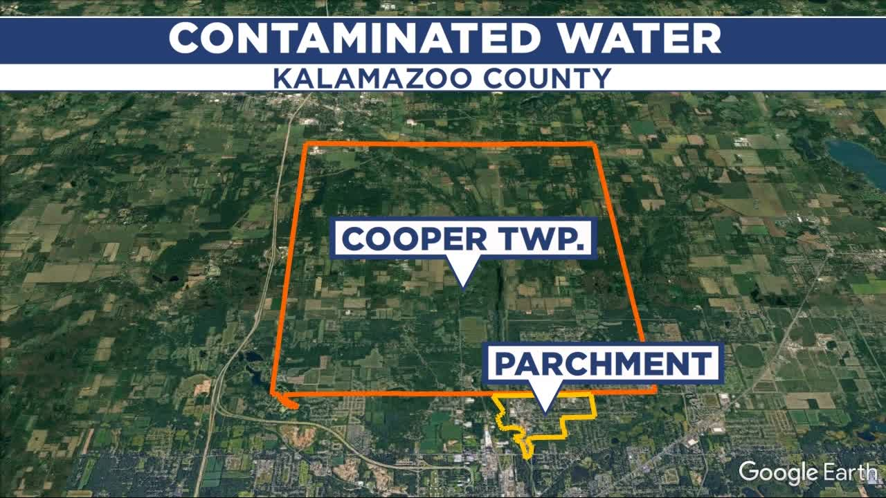 Some Kalamazoo County Residents Urged Not To Drink Water Due To Pfas