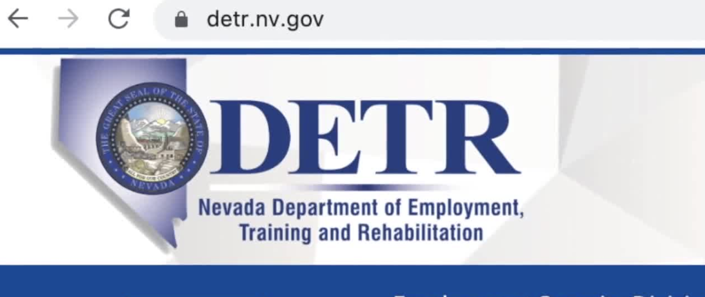 Nevada Unemployment Office Asking For Repayment While Many Wait For Payment