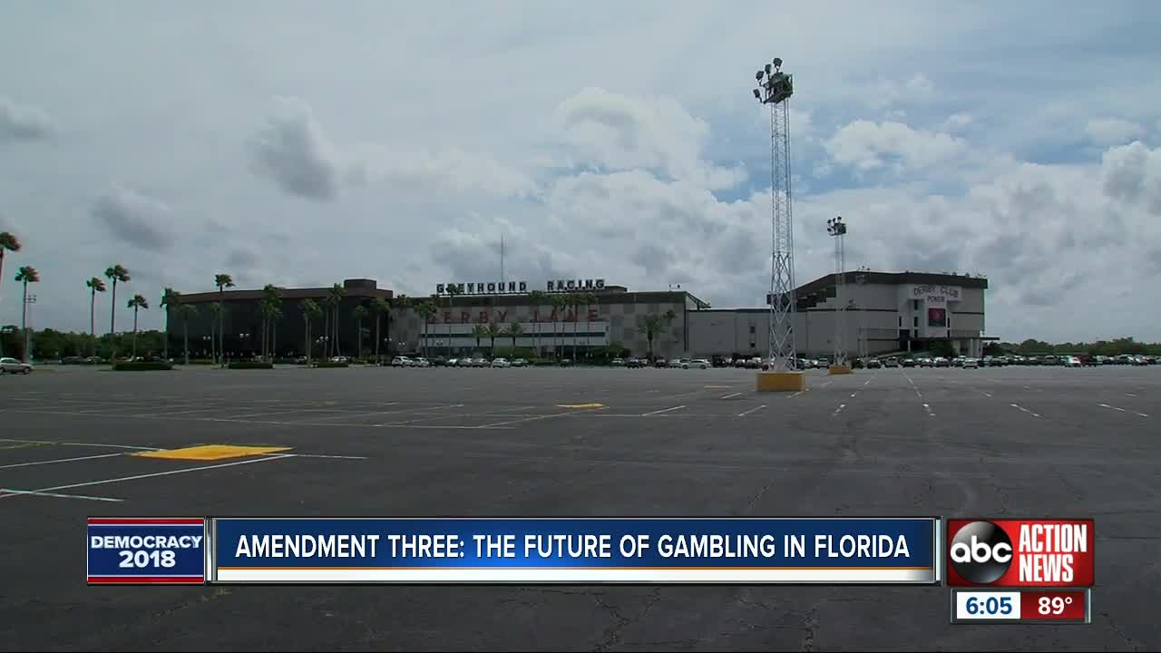 Voters to decide expansion of Florida gaming industry