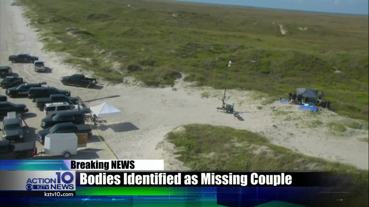 Missing New Hampshire couple found buried on beach likely murdered, police say