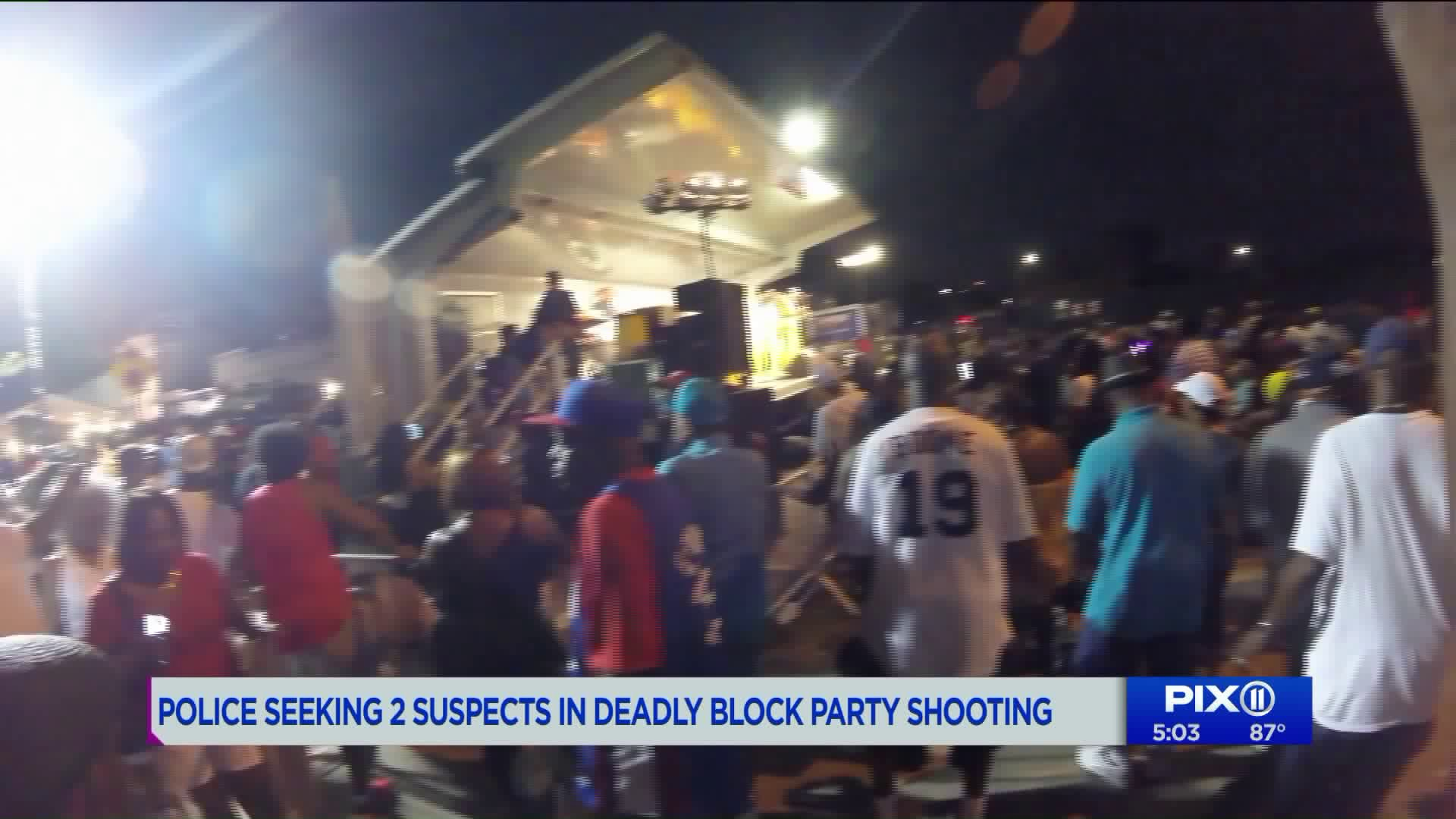 Brownsville Shooting That Killed One Person Injured 11