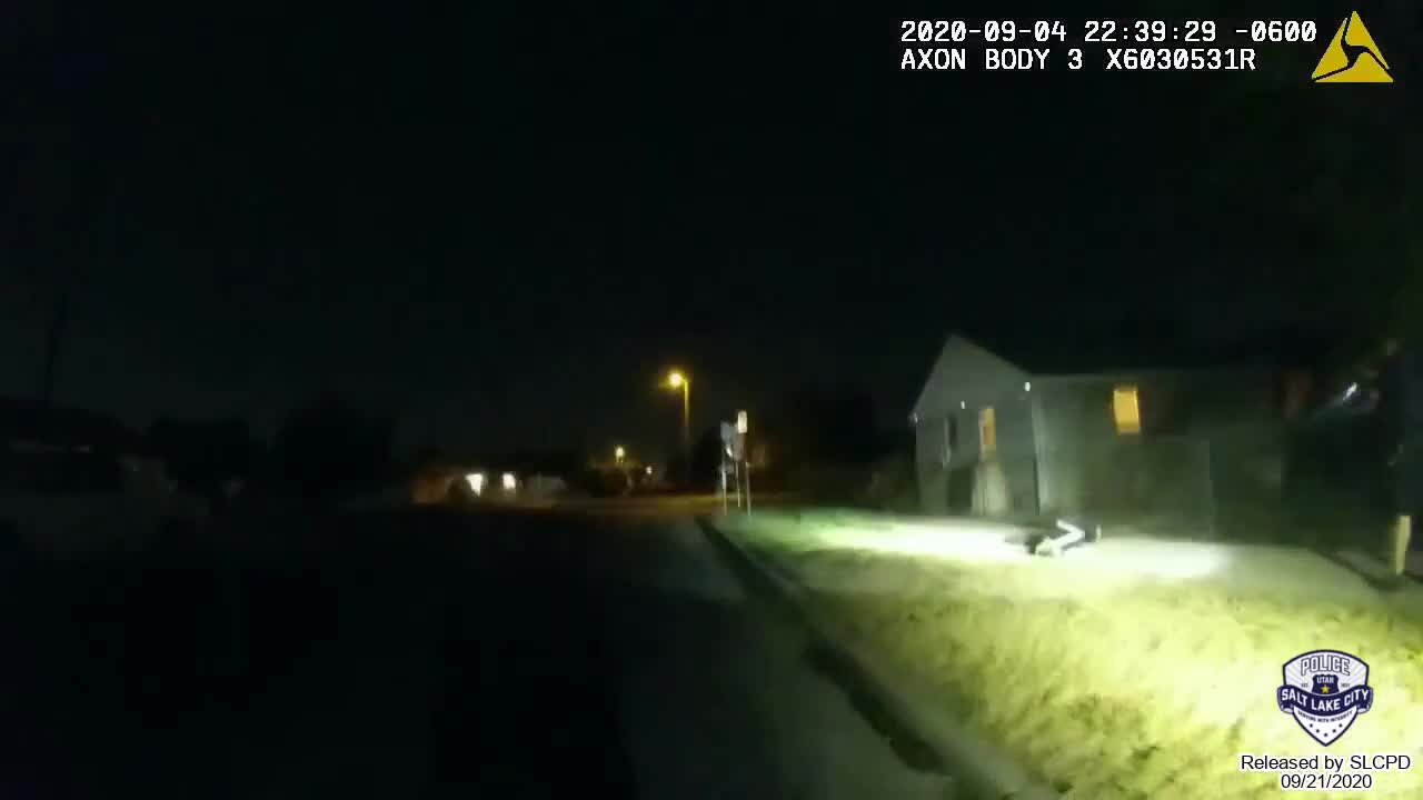 GRAPHIC: Utah police release footage after officers shoot 13-year-old boy