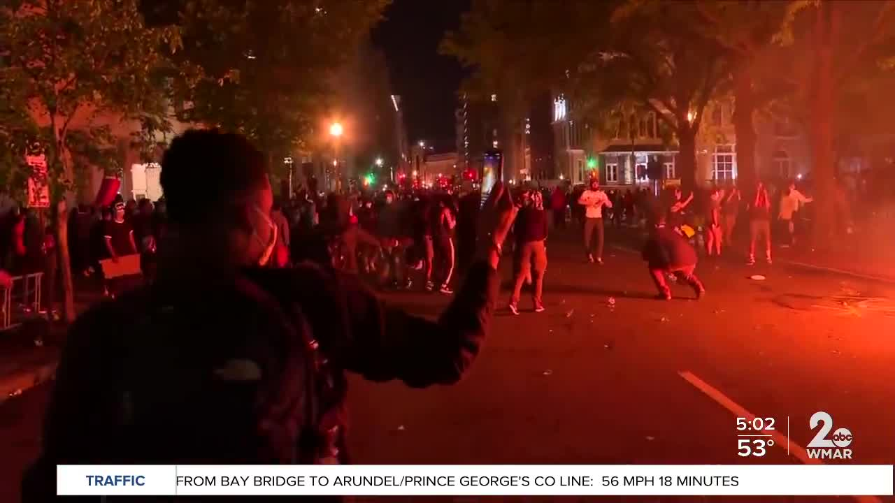 Washington, DC in Flames as George Floyd Riots Rage On