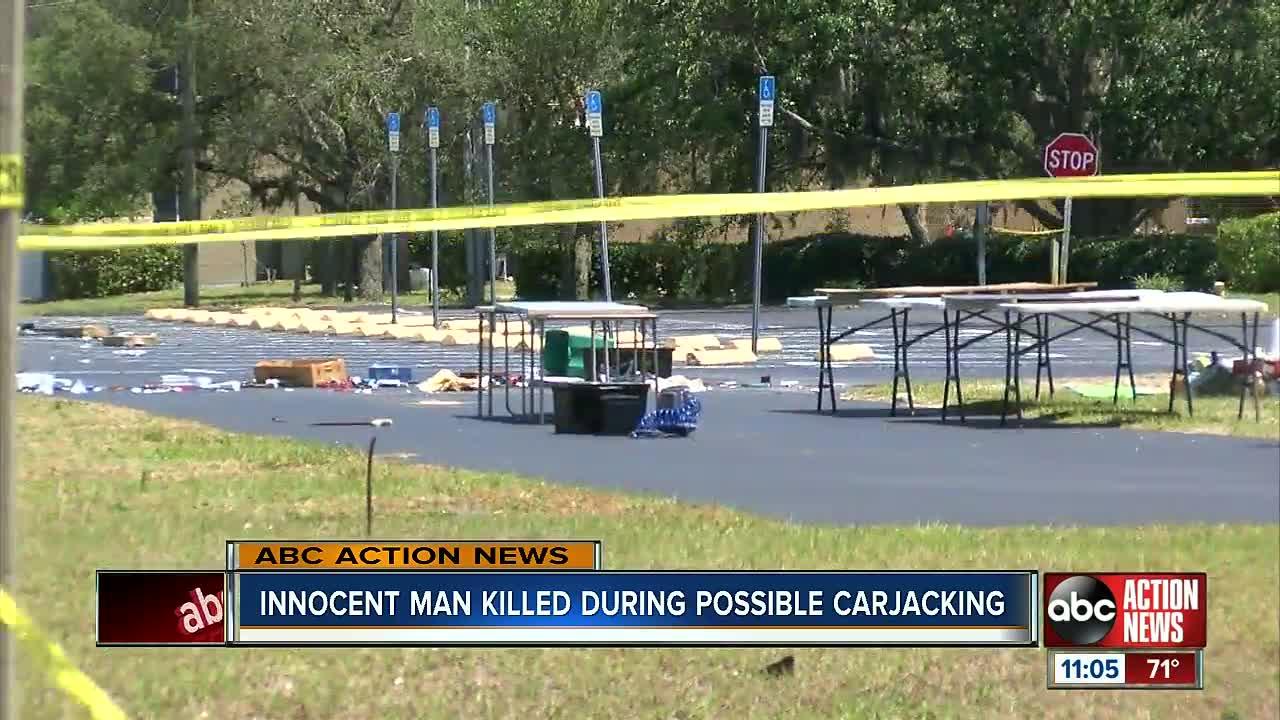 Carjacking in Pasco County leads to fatal crash, shuts down