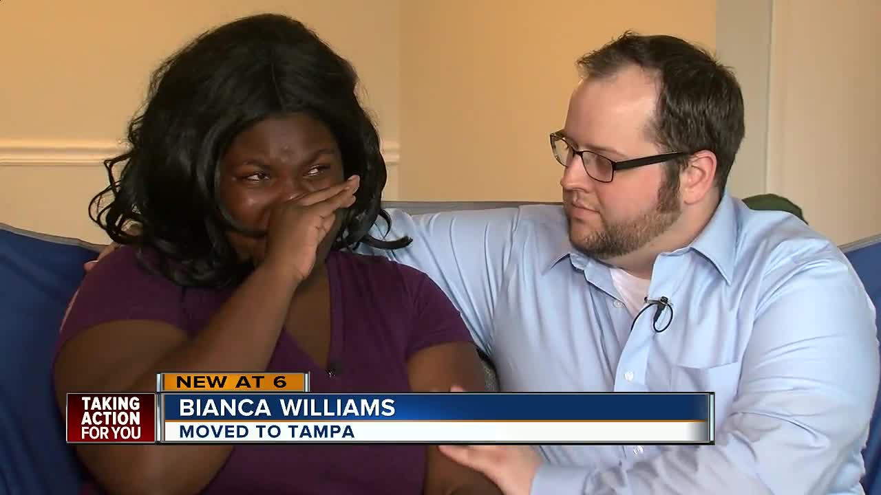 Tampa couple may have fallen victim to elaborate nationwide moving