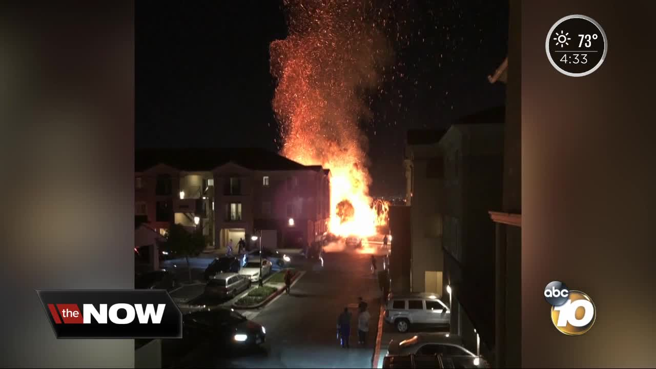 Frustration grows after second fire near Teresina apartments