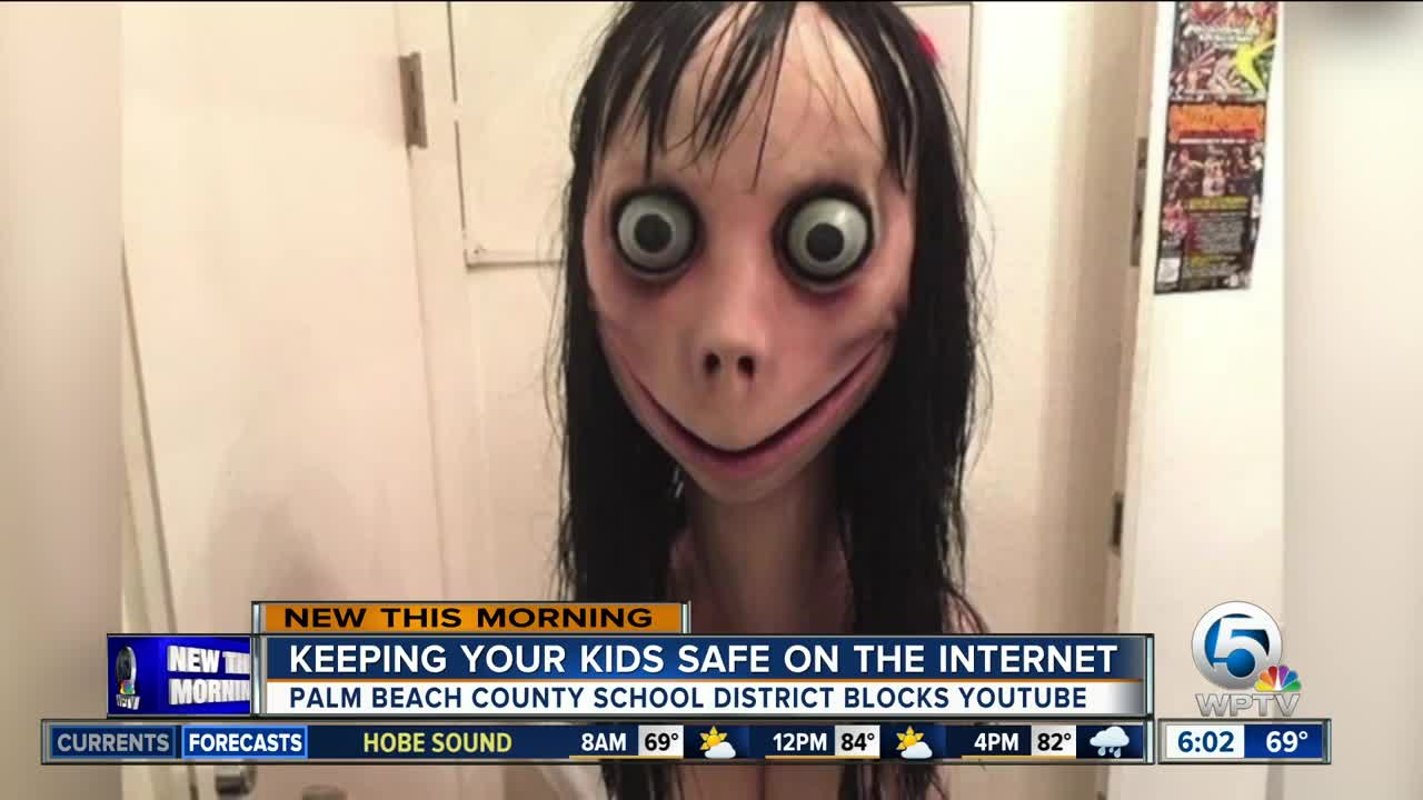 North-east parents told not to panic over Momo Challenge
