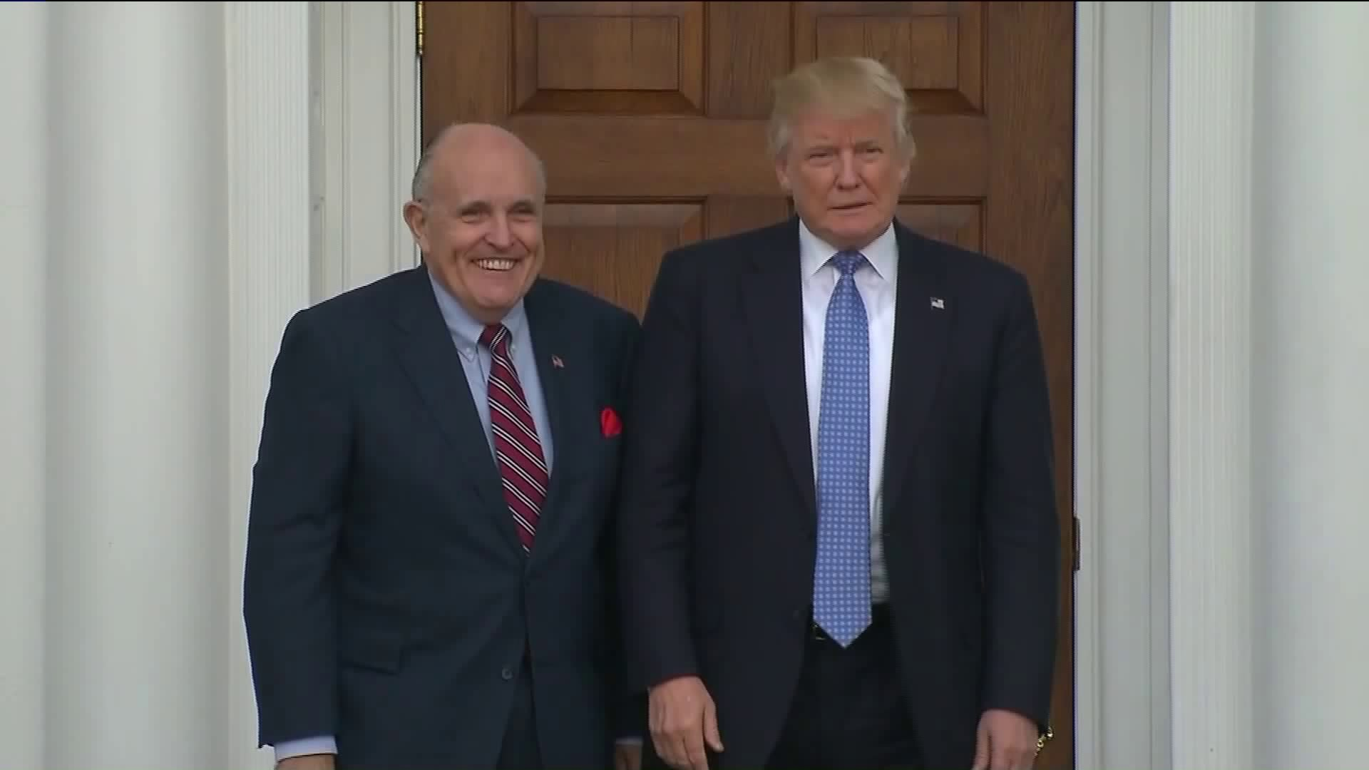 Giuliani may have infected 'hundreds' with deadly COVID-19