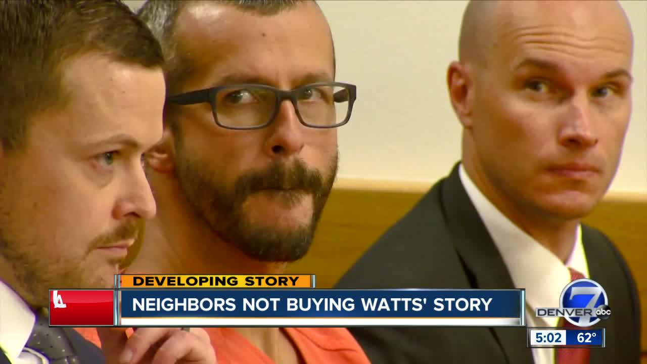 Chris Watts murder case: Everything we know so far about the