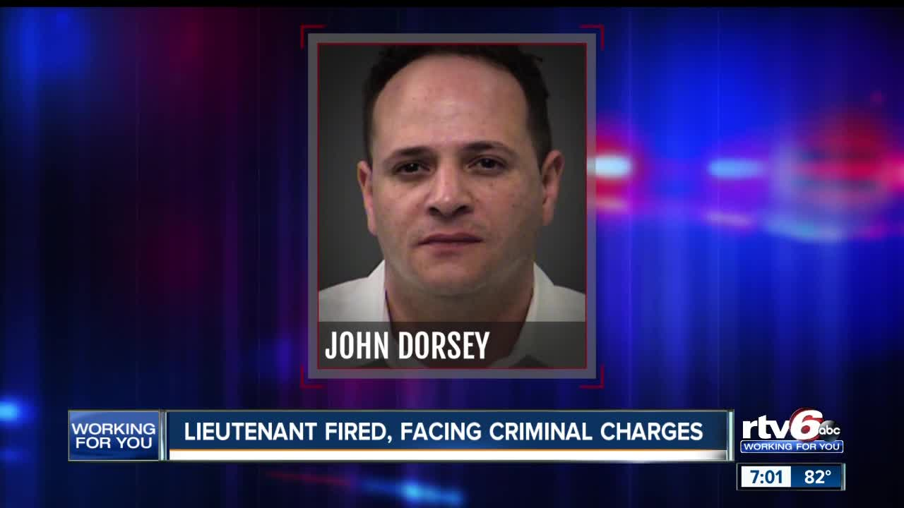 Marion County Sheriff's Lieutenant fired and faces criminal charges