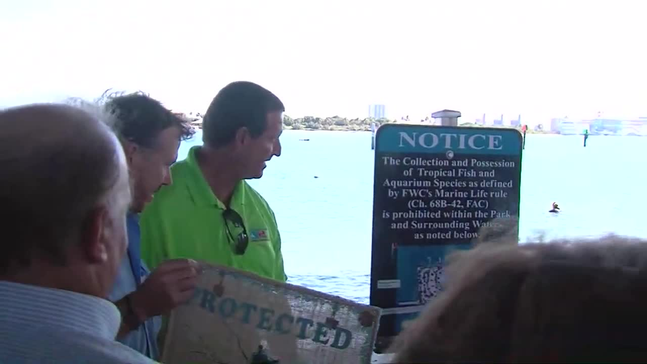 Palm Beach County holds event celebrating marine life