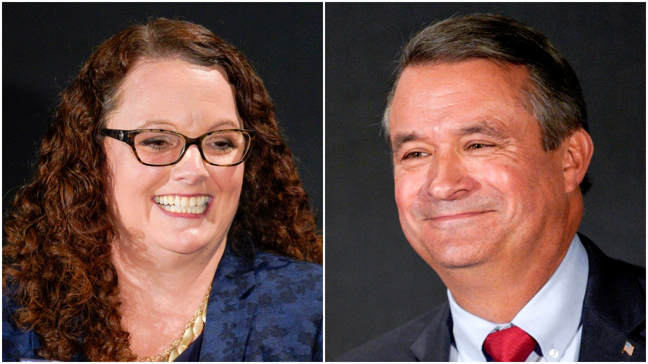 Shortly after Kara Eastman clinched victory last night herself and Rep. Don Bacon began to spar on Twitter